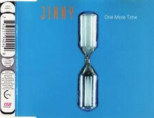 JINNY  One More Time 4 mixes Germany CD Maxi Single 1994 Logic  Walter Cremonini