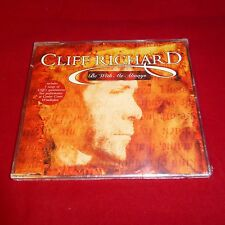 New Sealed 1996 CLIFF RICHARD Be with me always IMPORT CD 4 Tracks 724388347228