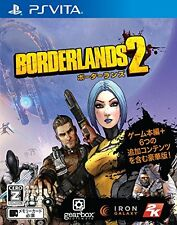 Used PS Vita Borderlands 2 Japan Import
