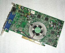 MSI Medion Radeon 9800Pro AGP Grafikkarte ATI 9800 Pro XL 128MB R350 MS-8934 VGA
