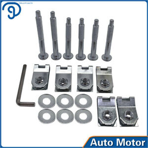 Truck Bed Mounting Bolt Kit For Ford Ranger 83-11 For Mazda B3000 94-08 924-310