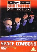 Space Cowboys Clint Eastwood Tommy Lee Jones Donald Sutherland Warner GB DVD New