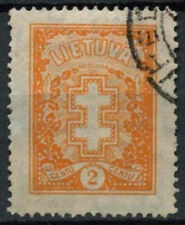 Postage Lithuanian Stamps