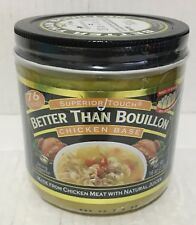 16oz Better Than Bouillon Superior Touch Roasted Chicken Base
