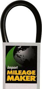 Mileage Maker by Goodyear 350K4MK  Multi V-Groove Belt