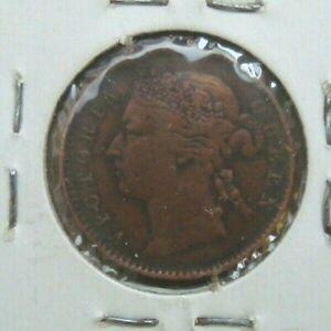 STRAITS SETTLEMENTS coin 1901 - 1/4 Cent