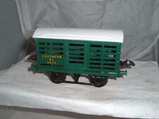 HORNBY O GAUGE SOUTHERN 6T 2435 MILK WAGON IN NICE CONDITION VINTAGE C PHOTOS