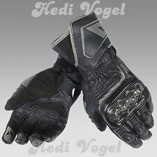 DAINESE Handschuh Carbon D1 Long Schwarz-Grau Herren Größe 8,5 - M / UVP 149,95€