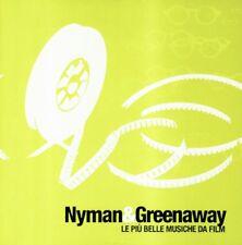 Nyman, Greenaway – Le Più Belle Musiche Da Film ( CD - Compilation - Unsealed )