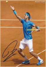 4x6 SIGNED AUTOGRAPH PHOTO REPRINT of Rafael Nadal #TP
