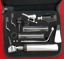 Otoscope Ophthalmoscope Medical ENT Ear Nose Throat Diagnostic set , CE
