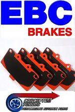 EBC Redstuff Uprated Front Brake Pads- For R34 Skyline GTT RB25DET NEO
