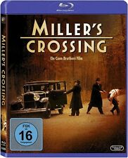 Blu-ray MILLER'S CROSSING # Coen-Brüder, Gabriel Byrne, John Turturro ++NEU