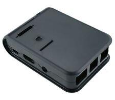 Hammond 1593HAMPI2BK Black ABS Raspberry PI B+ Enclosure 99x70x30mm