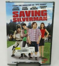 Saving Silverman Dvd Movie, Jason Biggs, Steve Zahn, Jack Black, Amanda Peet, Ws