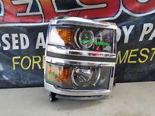2014-2015 Chevrolet Silverado 1500 Right Halogen Headlight Projector OEM