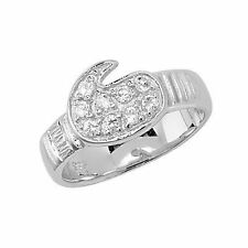 Echtschmuck aus Sterlingsilber Ringe im Siegelring-Stil