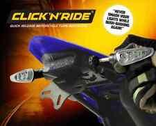 Frecce indicatori direzione removibili moto click n'ride kit da 4 pz universali