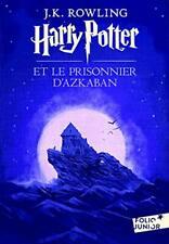 Harry Potter, III:Harry Potter et le prisonnier d'Azkaban Français Livre Poche