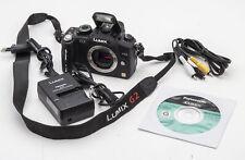 Panasonic Lumix DMC-G2 DMC G2 Body Digital Camera Camera Black Chassis