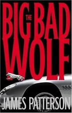 Big Bad Wolf by James Patterson hardcover with dust jacket