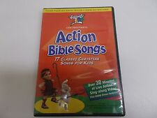 ! Action Bible Songs DVD 17 Classic Christian Songs Kids 052179 Cedarmont Kids