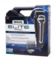 Wahl Elite Pro Home Haircutting Kit Model 79602 FAST SHIPPING 🔥
