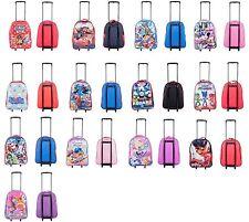 Disney kids boys and girls school wheeled travel & trolley bag