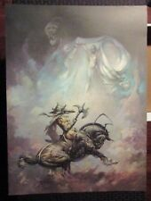 "FRANK FRAZETTA Apparition 17x23"" Poster FN+ 6.5 Worldbeater"