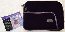 """USAGear Neo-Cushion Tablet & Accessory Sleeve Case Black for 10"""" Tablets New NWT"""