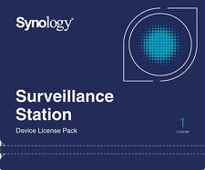 Synology Kamera Lizenz 1  für IP Überwachungskamera    Camera Pack Kameralizenz