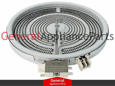 WB30T10035 WB30K5032 Hotpoint Kenmore Stove Range Large Radiant Element Qty: 2