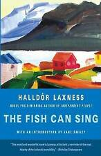 The Fish Can Sing (Vintage International), Good Condition Book, Laxness, Halldor