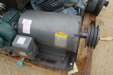 15 HP BALDOR #M25137 INDUSTRIAL MOTOR 1760 RPM 230/460V/3/60 PULLEY NOT INCLUDED