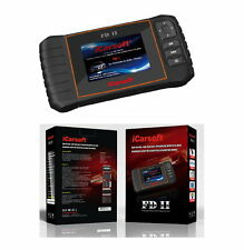 FD II OBD Diagnose Tester past bei  Ford Fiesta, inkl. Service Funktionen