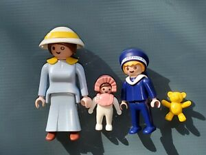 PLAYMOBIL Victorian Mother with Children 5406