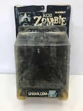 Rob Zombie Super Stage Figures Spawn McFarlane Toys 2000 NEW *Flawed Packaging