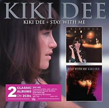 KIKI DEE - KIKI DEE & STAY WITH ME 2 CD NEUF