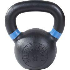 Gorilla Sports Pesa Rusa barra de bola Olympia PESOS Negro 4-32kg Cast Iron