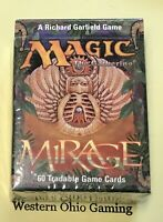 Magic the Gathering Mirage EMPTY Tournament Pack Deck Box READ USED
