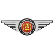 Austin-Healey Sprite Logo Badge to Bonnet Winged fits 1961-1969 Sprite 2 , 3 , 4