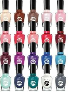 Sally Hansen Miracle Gel Nail Polish Colors or Top Coat