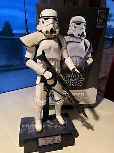 Sideshow Exclusive Star Wars Stormtrooper Jedha Patrol 1/6 MMS386