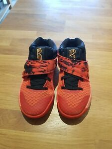 Boys Girls Nike Basketball Trainers Kyrie Irving Childrens Size 10.5 Jordan