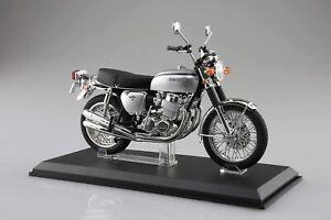 1/12 AOSHIMA Honda CB750FOUR (K2) Silver Finished product