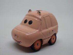 FIGURINE voiture 1:64 Cars Disney voiture cochon tirelire Hamm Bayonne