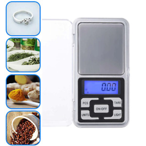 Precision Pocket Digital LCD-screen Scale 0.01g/100g stainless steel platform