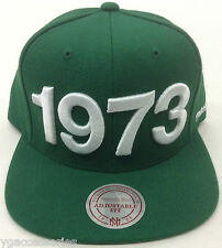 Mitchell & Ness M&N 1973 Birth of Hip Hop Structured Snap-Back Cap Hat NEW NE12Z