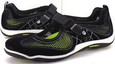 Merrell Lorelei Emme Black Mary Jane Walking Sneaker Women's US Shoe Size 8.5