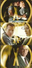 X-Files Season 9 BOX LOADER Complete Special Insert Card Set BL1-BL3 INKWORKS